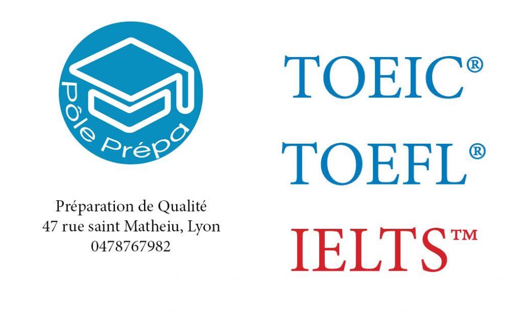 Préparation au test TEIC - TOEFL - IELTS