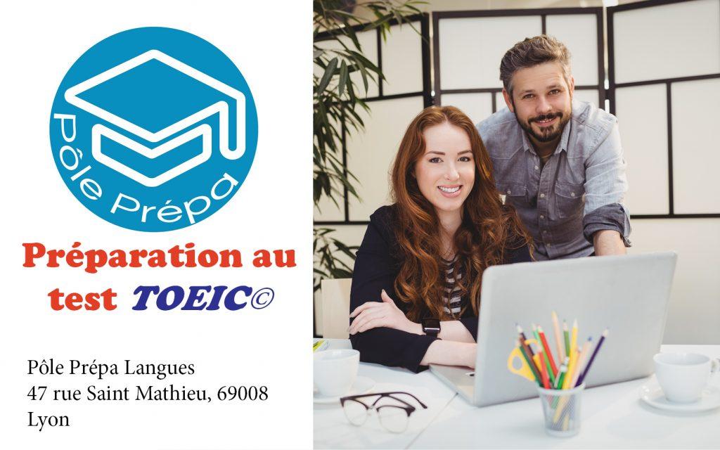 Formation, Cours, Stage de Préparation au test d'anglais TOEIC à Lyon, 47 rue saint Mathieu, 69008 Lyon
